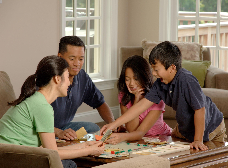 Old-Fashioned Family Fun