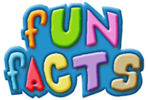 Fun and weird facts